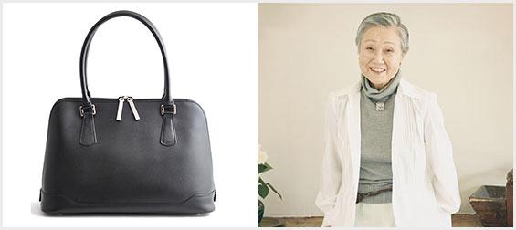 70代女性バッグ
