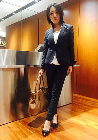 スーツセレクトスーツコーデ1