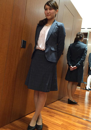 スーツセレクトスーツコーデ4