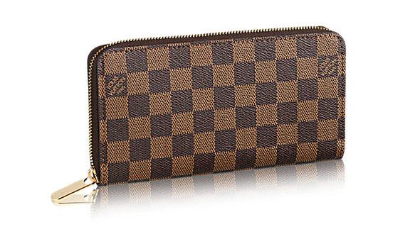 ダミエ財布