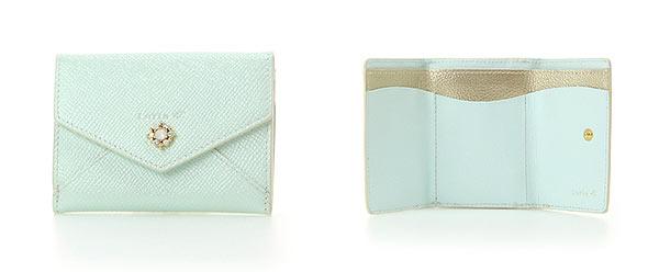 4℃ミニ財布