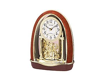 シチズン置時計2