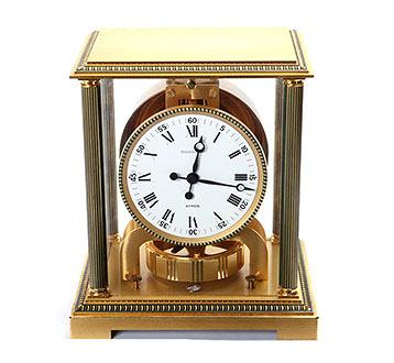 ジャガールクルト置時計2
