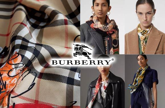 バーバリー スカーフ