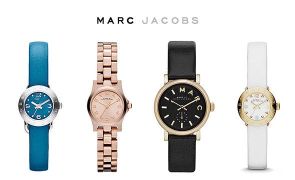 マークジェイコブス腕時計