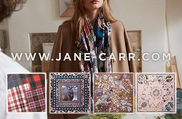 ジェーンカー スカーフ