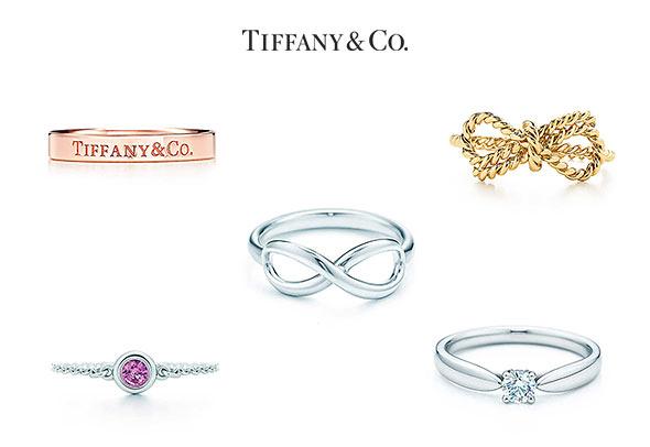 ティファニー指輪