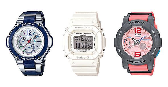 カシオ-Baby-G腕時計