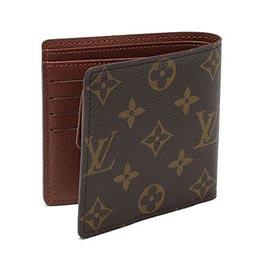 ルイヴィトン二つ折り財布1