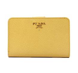 プラダ二つ折り財布2