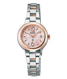 セイコー-ルキア腕時計2