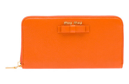 ミュウミュウ財布3