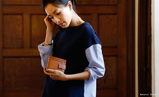 土屋鞄財布2