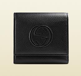 グッチ二つ折り財布2
