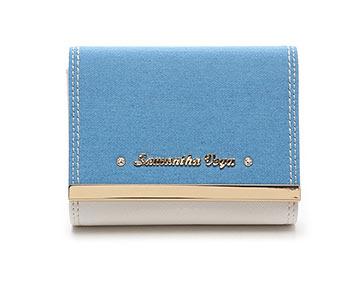 サマンサタバサ財布2
