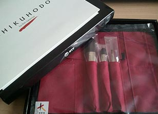 竹宝堂化粧筆3