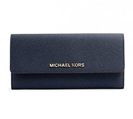 マイケルコース長財布1
