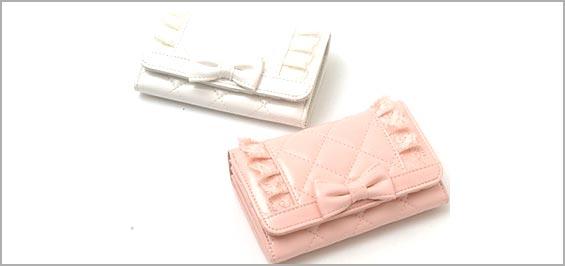 リズリサ財布