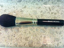 白鳳堂化粧筆2