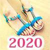 サンダル2020