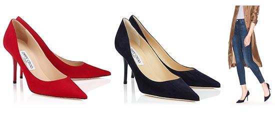 ジミーチュウ靴1