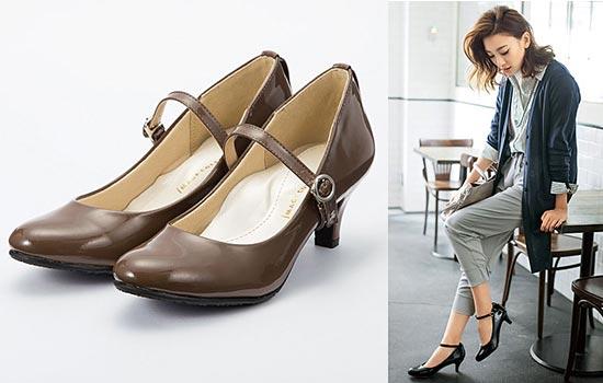セシール靴3