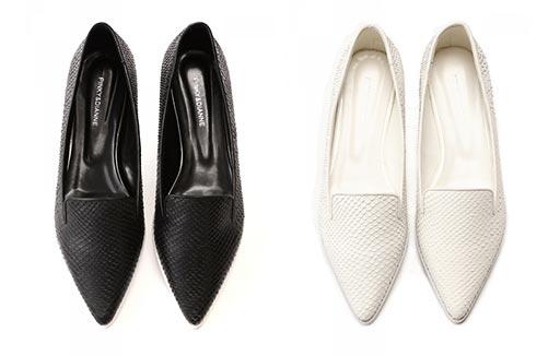 ピンキー&ダイアン靴1