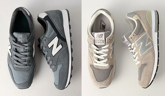 ニューバランス靴2