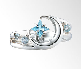 スタージュエリー指輪3