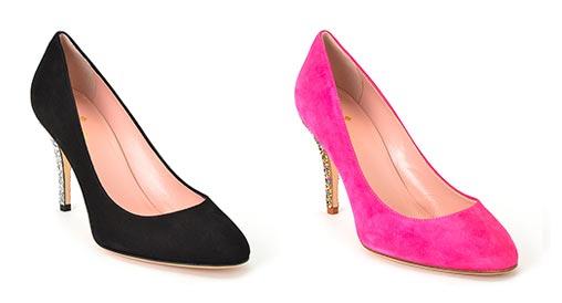 ケイトスペード靴1