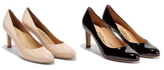 フェラガモ靴1