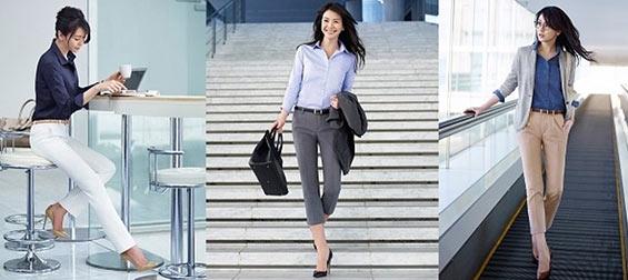 女性に人気の通勤服ブランド