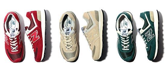 ニューバランス靴1