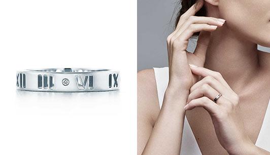 ティファニー指輪4