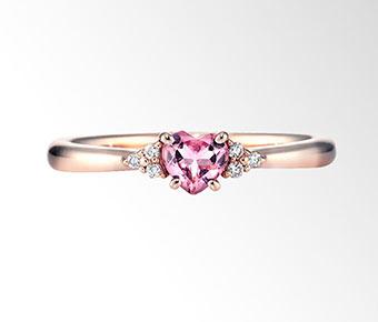 スタージュエリー指輪2