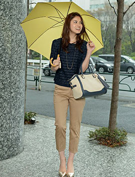 傘コーディネート2