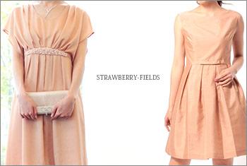 ストロベリーフィールズドレス