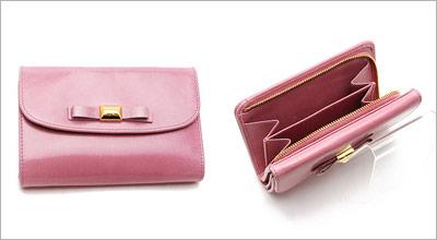 ミュウミュウー小さい財布