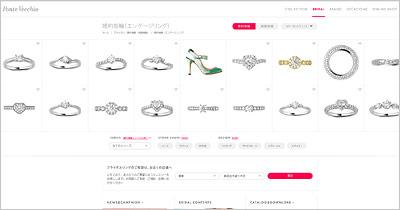 ポンテヴェキオ-婚約指輪