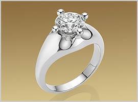 コロナ婚約指輪