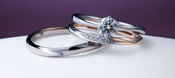 日本結婚指輪
