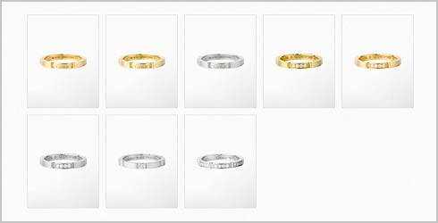 パンテール-結婚指輪