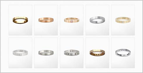 ラニエール-結婚指輪