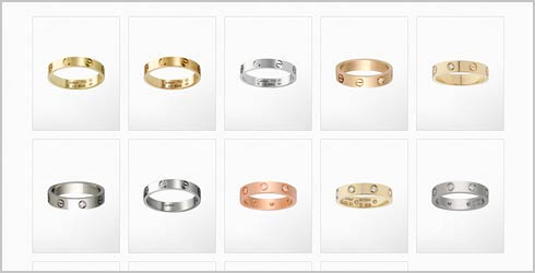 love-結婚指輪