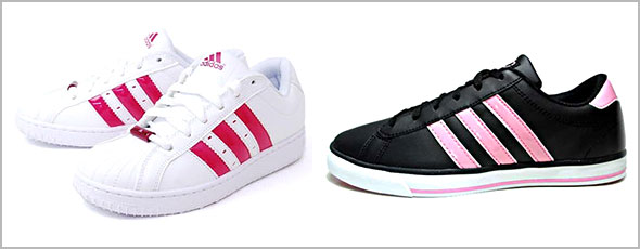 adidas スニーカー 女性