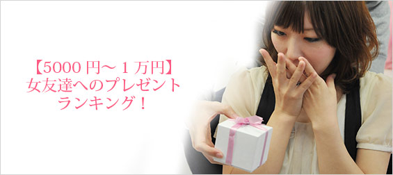 女友達-プレゼント