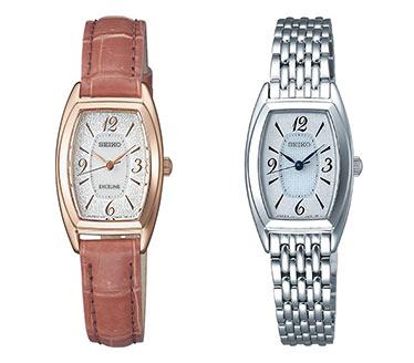 セイコー-エクセリーヌ腕時計2