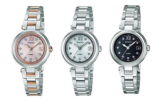 カシオシーン腕時計3