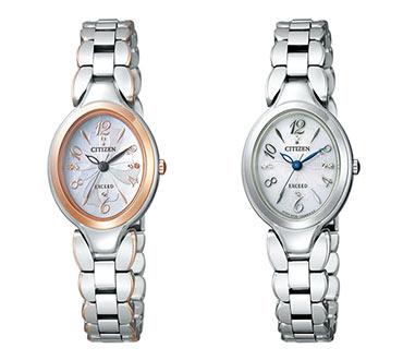 シチズン-エクシード腕時計2