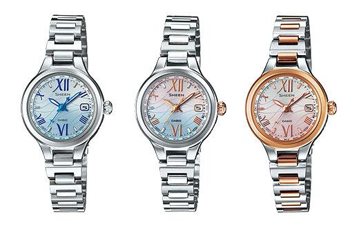 カシオシーン腕時計2